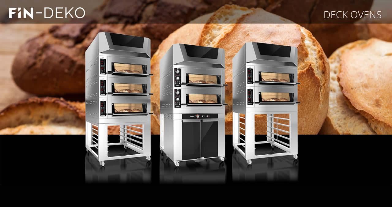 FINES FIN-DEKO Ovens