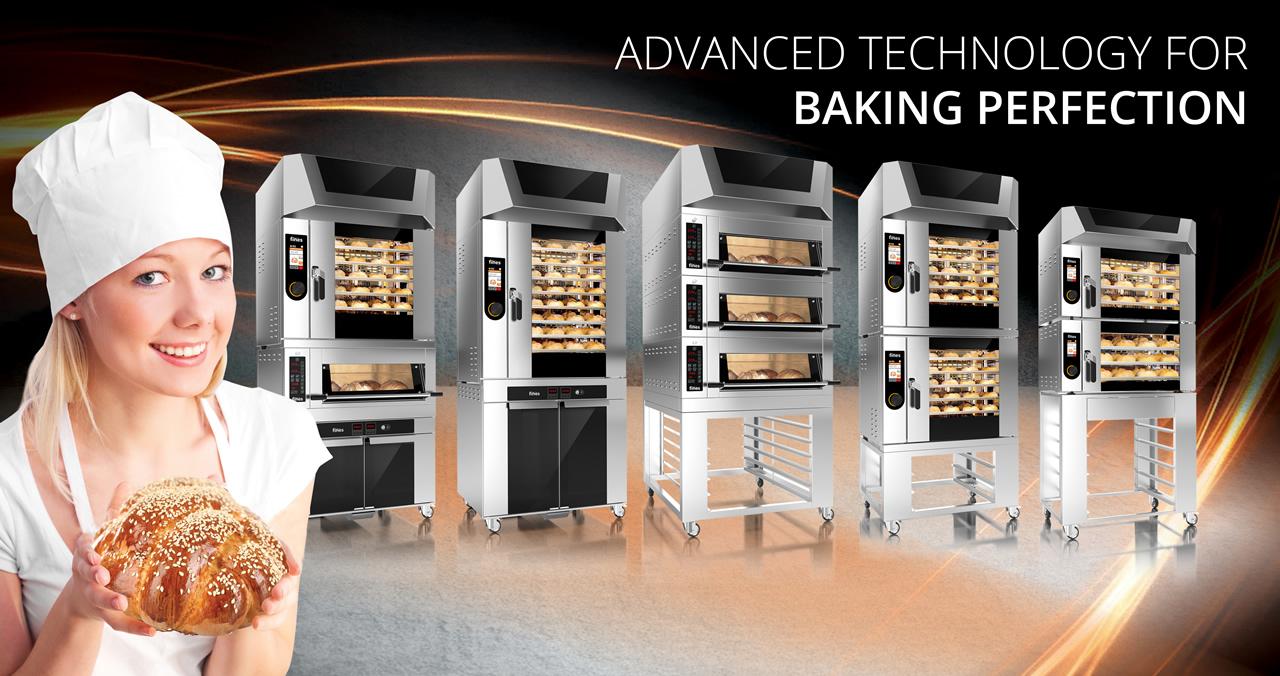 FINES bakery ovens