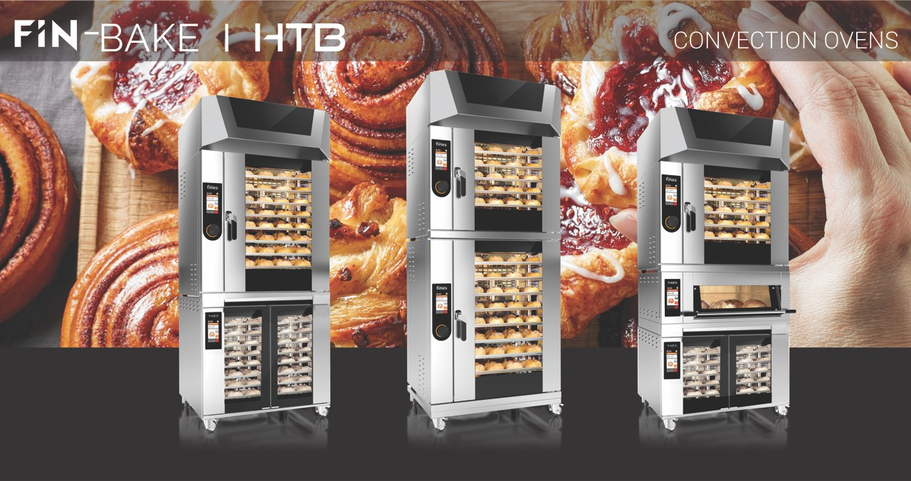 FINES HTB Ovens