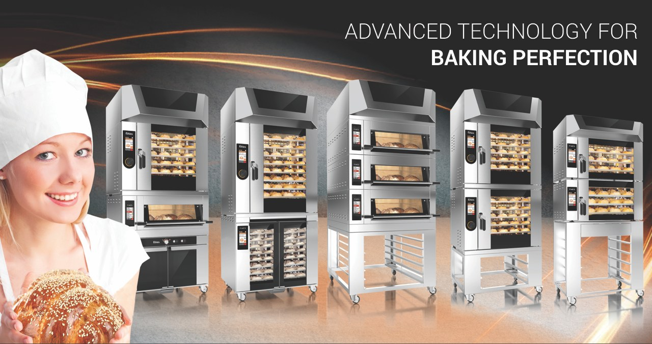 FINES bakery ovens